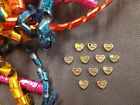 Love My Dogs Heart Floating Charm for Living Lockets - U Choose Color - USA