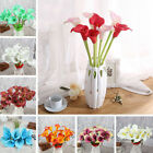 1pcs Real Touch Artificial Flower Calla Lily Artificial Flowers For Home Decor