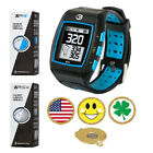 GolfBuddy WT5 Golf GPS/Rangefinder Watch + Taylormade TP5 or TP5X + Ball Marker