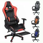 Executive Office Chair Racing Computer Gaming Backrest 360