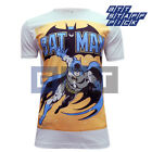 Retro Batman & Robin Inspired Poster Mens Boy's Girls Kid's Organic T-shirt