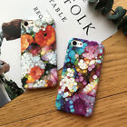 Luxury Colorful Mermaid Scale Matte Protective Hard Cover Case for iPhone 6 7