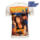 Classic Pulp Fiction Cult Movie Poster Men's Organic Standard Fitted T-shirt