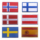 Norway Sweden Denmark Spain Finland Austria Country Flag Hoo