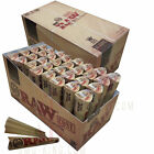 RAW Classic King Size Pre Rolled Tobacco Rolling Paper Cones 110 mm
