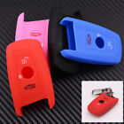 Silicone Remote Flip Key Cover Case Fob for BMW 1 3 5 7 SERIES X1 X3 X4 X5 X6 Z4