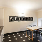 Welcome Vinyl Wall Decal Quote - fits living room, kitchen and more L222