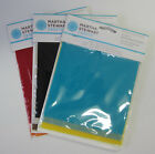 New Martha Stewart - Flocking Transfer Sheets - Select Your Style