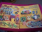 7 Different Plastic Canvas Leaflet Patterns/ U-Pick 1