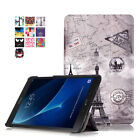 Slim Flip Leather Magnetic Smart Cover Case For Samsung Galaxy TAB E 8.0 T377V
