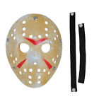 E-TING Friday 13TH Jason Voorhees Halloween mask (adult size)100g Hockey Costume