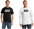 Star Wars 0251 100% cotton Tee Mens T shirt Tagless