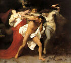 Orestes and the Furies (Classic Greek Myth Art Print)