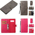 For Samsung Note 8 Wallet PU Leather Flip Stand Card Holder Protective Cover