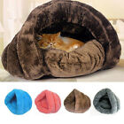 Dog Cat Pet Warm Sleeping House Bed Mat Cave Pad Puppy Igloo Nest Kennel Pad