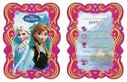 Disney Frozen Invitations with Envelopes Birthday Party Invitations