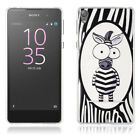 Beautiful For Sony Patterned Rubber Gel Slim Silicone Soft TPU Skin Case Cover