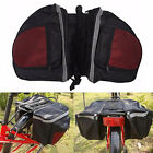 High quality Waterproof Cycling Large Double Pannier Bag Bike Rear Rack Storage