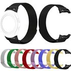 Magnetic Milanese Steel Watch Band Strap + Connector for Samsung Gear S2 RM-720