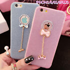 Luxury Glitter Crystal Soft Tpu Case Cover For Iphone 5 5s 6 6s 7 Plus Accessory