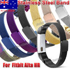Stainless Steel Replacement Magnetic Spare Band Strap for Fitbit Alta / Alta HR