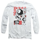 BETTY BOOP STYLIN SNAPS Licensed Men's Long Sleeve Graphic Tee Shirt SM-2XL $25.16 USD