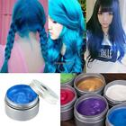 Unisex DIY Hair Color Wax Mud Cream Temporary Modeling 7 Colors Available ED