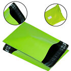 Mailing Bags Neon Green Postal Poly Parcel Postage Shipping Royal Mail Gift Bags