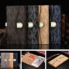 New Luxury Leather Case Wallet Card for Apple iphone 8 7 Plus 6 6S Plus
