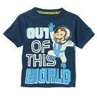 Curious George Toddler Boys T-Shirt  Sizes 2T,3T,4T,5T NWT