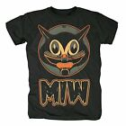 MOTIONLESS IN WHITE - SMILING CAT - OFFICIAL MENS T SHIRT