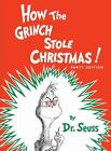 How the Grinch Stole Christmas! by Dr. Seuss Party Edition Renewed 1985