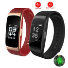 S68 Bluetooth Smart Watch Heart Rate Monitor Blood Pressure Monitor Sports Band