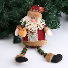 Santa Claus Snowman Reindeer Doll Christmas Gift Tree Pendant Hanging Decoration