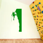 Climber Climbing Man Wall Window Stickers Decals Fun Kids Decor Vinyl A128