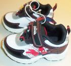 ULTIMATE SPIDER-MAN MARVEL Toddler Boy's Athletic  Shoes Choose Size 5, 6 NEW