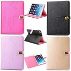 For iPad Mini iPad Air iPad 2 3 4 HelloKitty Magnetic Smart Leather Cover Case