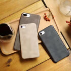 For Apple iPhone 6 7 8 Plus Shockproof Leather Ultra Thin Case Cover
