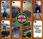 Trains Phone Case Cover Train Gift Model iPhone 6 Galaxy s7 s8 iphone 7 s6 233