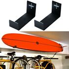 UNHO Alloy Surfbaord Wall Mount Rack Display Holder Skimboard Storage 2Pcs Rack