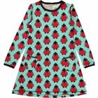 Maxomorra Dress LS Bird