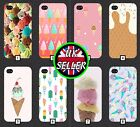 Ice Cream Phone Case Cover Dessert Novelty iPhone 6 Galaxy s7 s8 iphone 7 s6 204