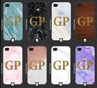 Customised Gold Glitter Marble / Wood Phone Case Cover 5 SE 6 7 S6 S7 S8 + m6a