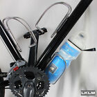 LKLM Stainless Steel Water Drink Bottle Cage Holder for Bicycle  Lightweight 47g