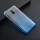 For Samsung Galaxy J3/5/7 2017 360° Colorful Shockproof Soft TPU Back Case Cover