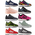 ADIDAS ORIGINALS ZX FLUX TODDLER BOOTS TRAINERS CASUAL SHOES NEW