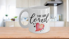 You Are Loved Ceramic Coffee/Tea Mug Christmas/Birthday Gift - 11 & 15 oz