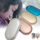 5200mAh Rechargeable Power Bank Portable Hand Warmer USB Charger Pocket Heater