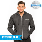 CoreX Fitness Heritage Hoodie S-XXL - Charcoal FAST FREE DELIVERY