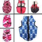 Waterproof Dog Coat Skiing Winter Puppy Clothes Camo Pattern Small Dog Jacket
